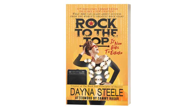 Dayna Steele revisits 'Rock to the Top' with Sammy Hagar